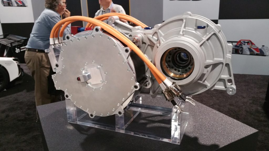 Electric Racing Car Motors