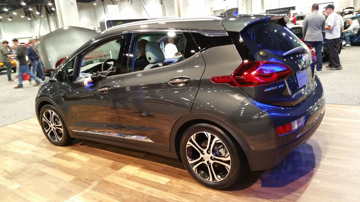 chevy bolt ev rollout monthly lveva meeting at findlay chevrolet on august 12th las vegas. Black Bedroom Furniture Sets. Home Design Ideas